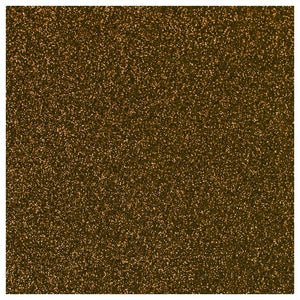 Siser Glitter Heat Transfer Vinyl (HTV) - Black Gold - Swing Design
