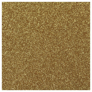 Siser Glitter Heat Transfer Vinyl (HTV) - Old Gold Siser Heat Transfer Siser