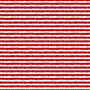 "Siser Patterned Heat Transfer Vinyl (HTV) - ""Red & White Stripes"" - Swing Design"