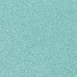 StyleTech Glitter Glossy Permanent Vinyl - Sea Foam Green - Swing Design