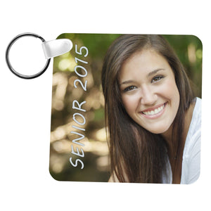 "Sublimation Keychain Blanks - 2-Sided Square 2.25"" x 2.25"" - 5524 - Swing Design"