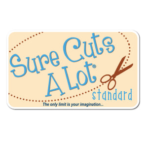 Sure Cuts A Lot Software Instant Code - Version 5 - Swing Design
