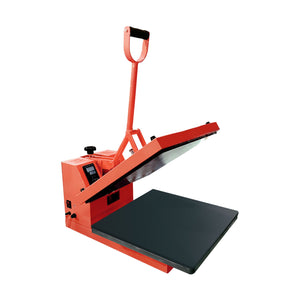 "Swing Design 15"" x 15"" Craft Heat Press - Coral Heat Press Swing Design"