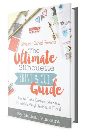 The Ultimate Silhouette Print and Cut E-Book By Silhouette School - Swing Design