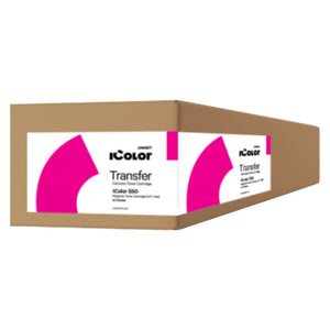 Uninet IColor 550 Extended Yield Toner Cartridge - Magenta Sublimation Bundle UniNET