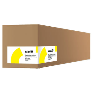 Uninet IColor 560 Dye Sublimation Toner Cartridge - Yellow Sublimation Bundle UniNET