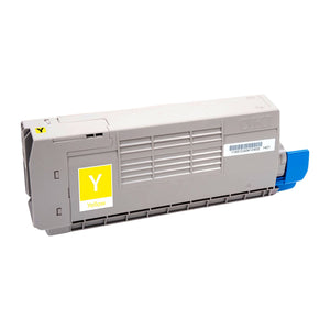 Uninet IColor 600 Toner Cartridge - Yellow Sublimation Bundle UniNET