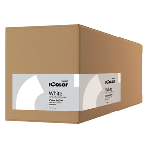Uninet IColor 800W Drum Cartridge - Fluorescent White Sublimation Bundle UniNET
