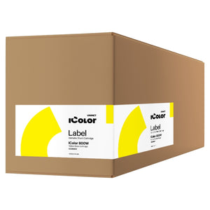 Uninet IColor 800W Drum Cartridge - Yellow Sublimation Bundle UniNET