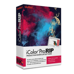 Uninet iColor ProRIP Software for White Toner Transfers Software UniNET