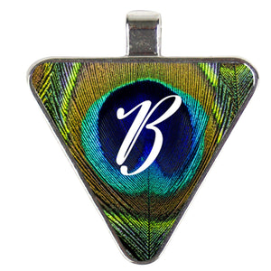 Unisub Sublimation Bezel Pendant Settings - Triangle - 4805 - Swing Design