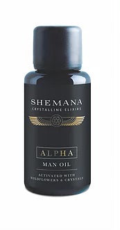 Shemana ALPHA - Man Oil - 30ml