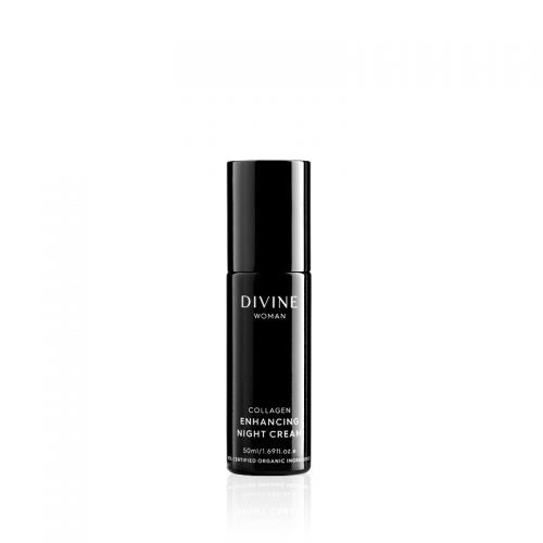 Divine Woman Collagen Enhancing Night Cream - 50ml