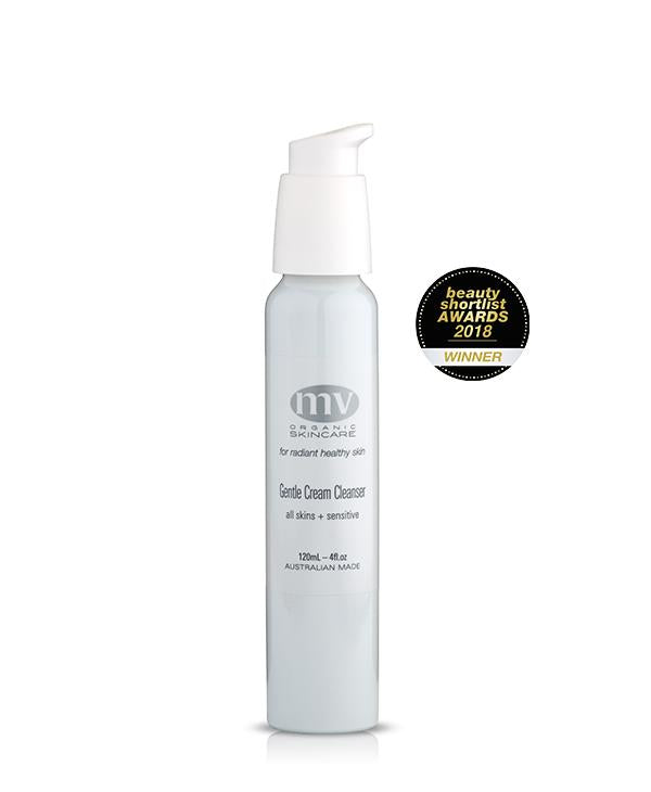 MV Organic Skincare - Gentle Cream Cleanser