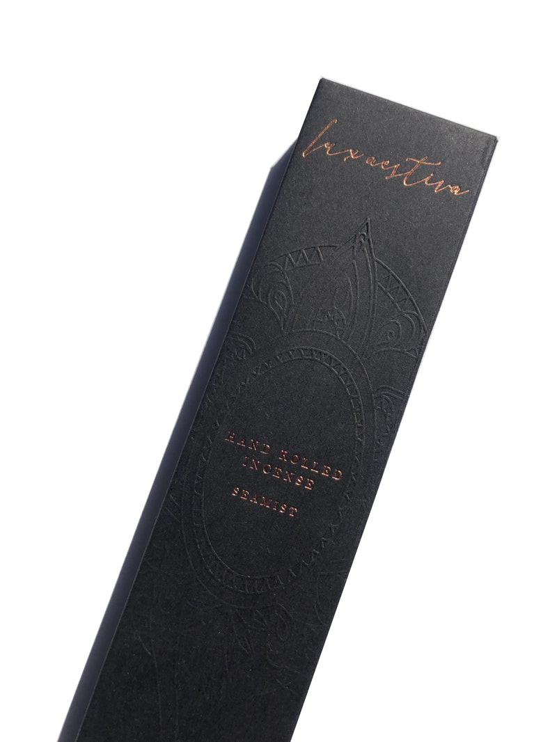 Lux Aestiva - Luxury Incense Sticks - 20 Pack