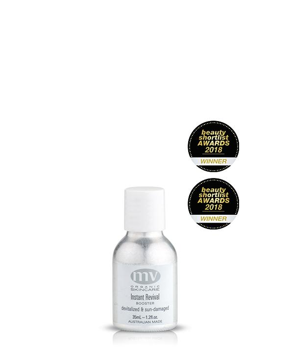 MV Organic Skincare - Instant Revival Booster - 35ml - Pure Botanicals