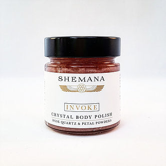 Shemana INVOKE - Crystal Body Polish - 200g