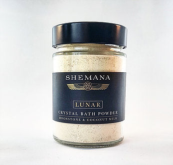 Shemana LUNAR - Crystal Bath Powder - 340g