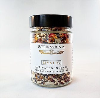 Shemana MYSTIC - Activated Incense - 300ml