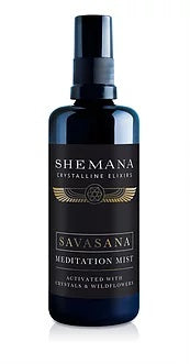 Shemana SAVASANA - Meditation Mist - 100ml