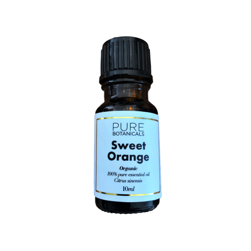 Pure Botanicals Eoil - Organic Sweet Orange - 10ml