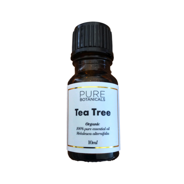 Pure Botanicals Eoil - Organic Tea Tree - 10ml