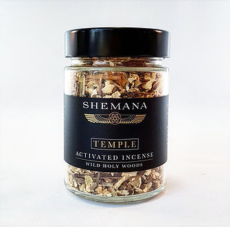Shemana TEMPLE - Activated Incense - 300ml