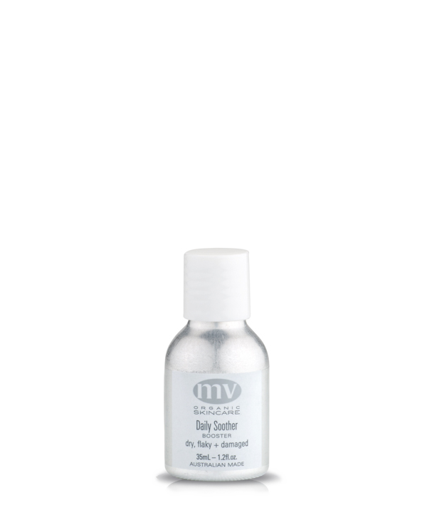 MV Organic Skincare - Daily Soother Booster - 35ml - Pure Botanicals