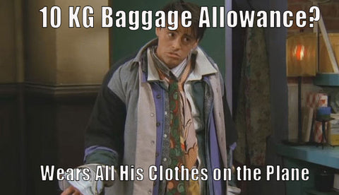 Bag Allowance Meme