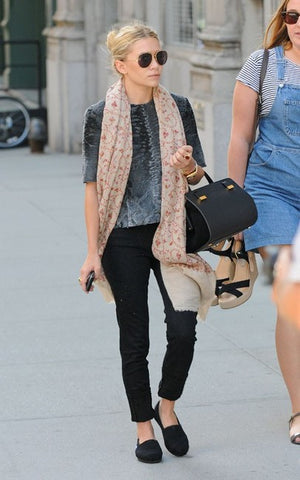 Ashley Olsen in Tom's