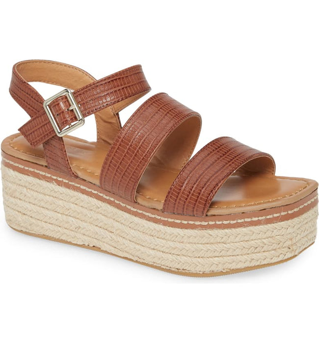 Chinese Laundry  - Zinger Wedges - Lizard