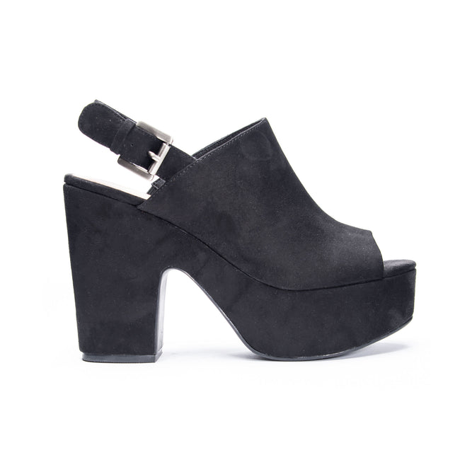 Chinese Laundry - Bella Platform Sandal - Black