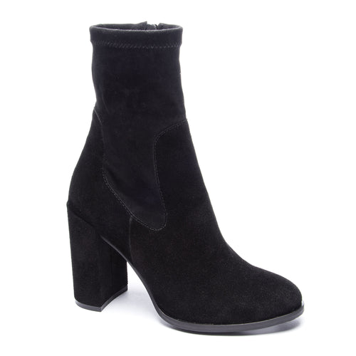 Chinese Laundry - Capricorn - Black Suede