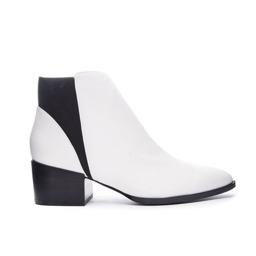 Chinese Laundry - Finn Bootie - White