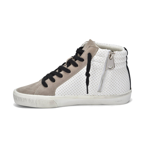 Vintage Havana - Gadol High Top Sneakers - Taupe