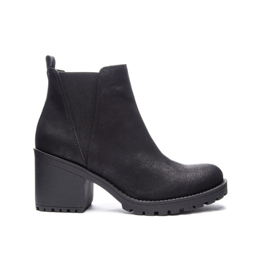 Dirty Laundry - Lisbon Bootie - Black