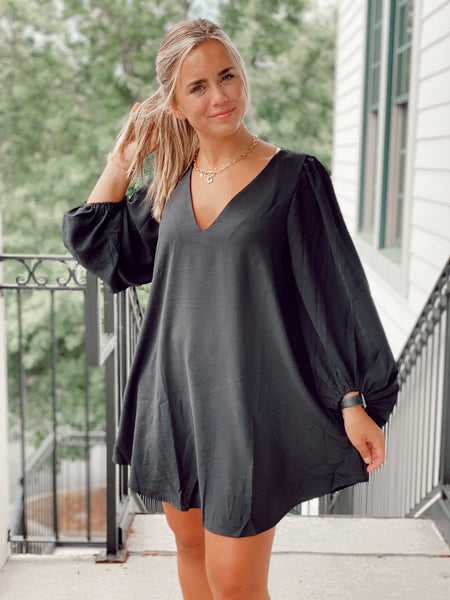 The City Date Dress
