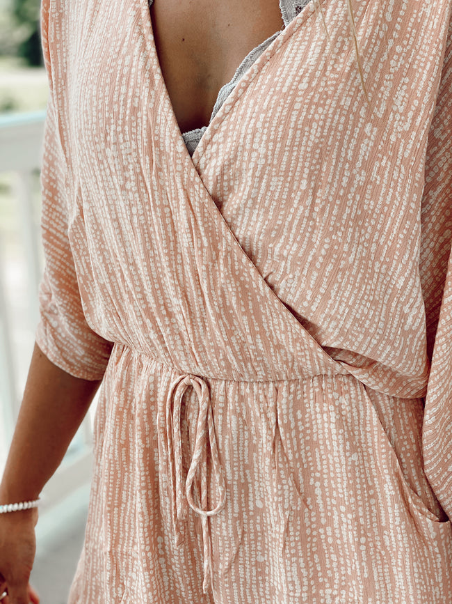 The Pontoon Romper