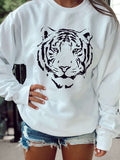 The Rajah Sweatshirt - White