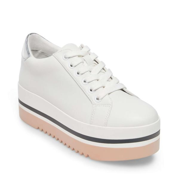 Steve Madden - Alley Shoes - White