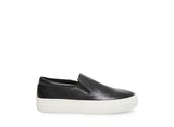 Steve Madden - Gills - Black Leather