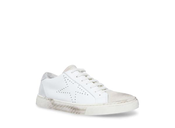 Steven by Steve Madden - Rezza Sneakers - White
