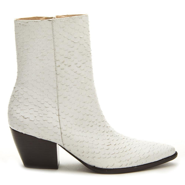Matisse - Caty Bootie - White Snake