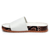 Coconuts by Matisse - Shift Sandal - White