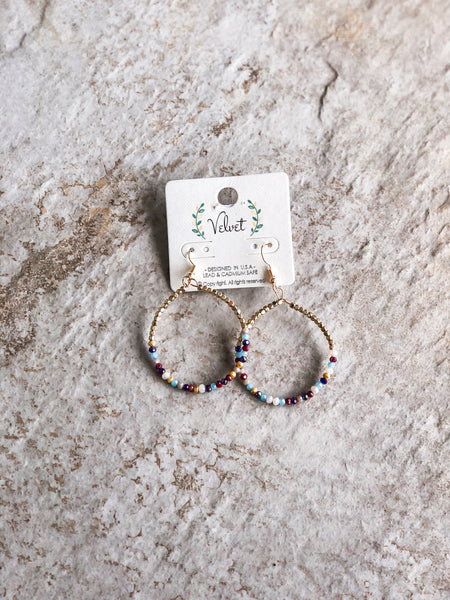 Grand Canyon Earrings