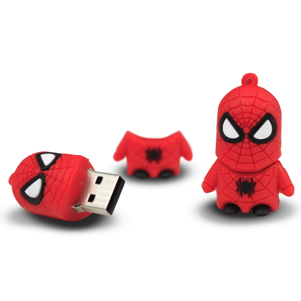 Spiderman USB Pen Drive