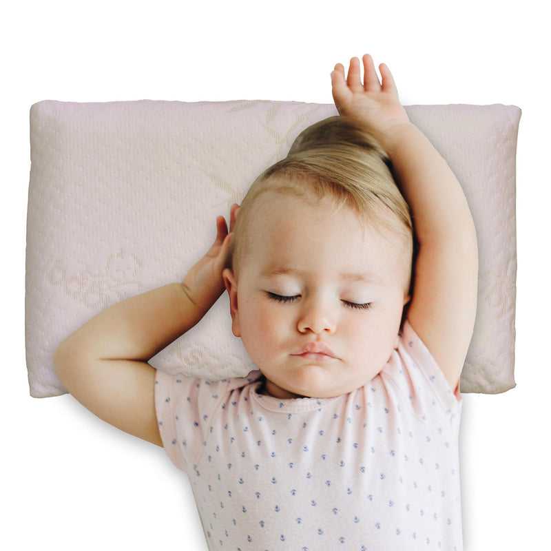 Sleep Accessories, Baby Works 1'st Pillow & Bamboo Pillowcase, first pillow, 1st pillow, bamboo pillowcase, baby works