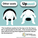 Upseat Floor and Booster Seat