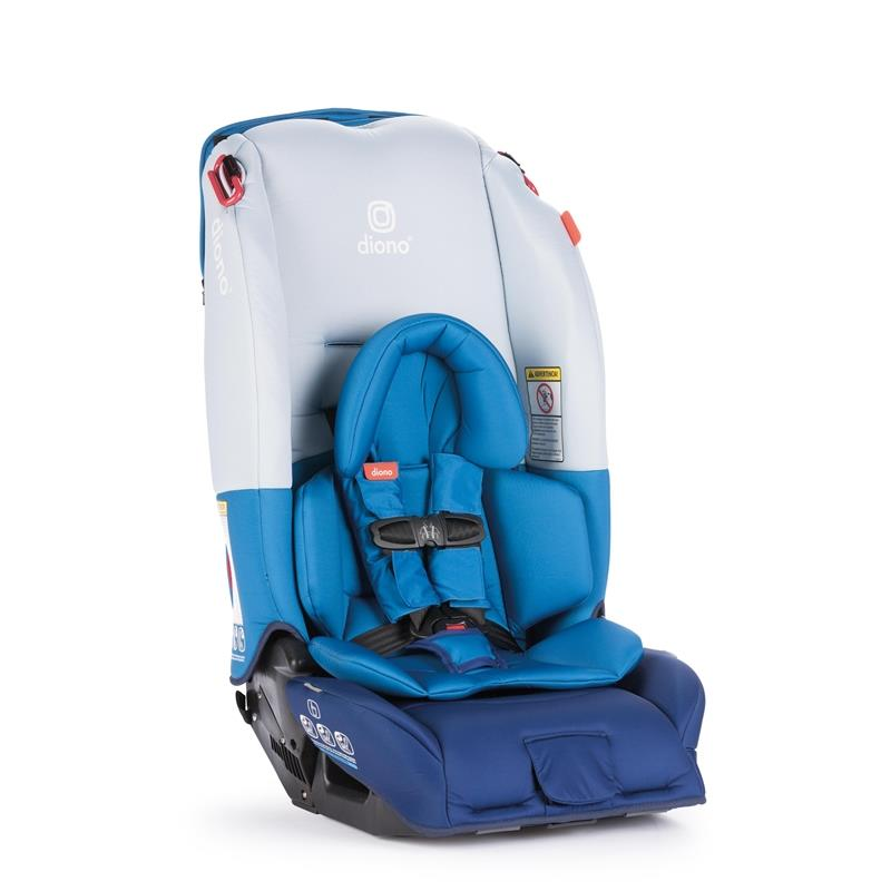 Diono Radian 3 RX Convertible Blue Car Seat
