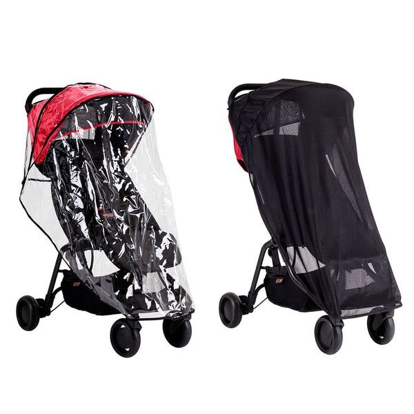 Mountain Buggy Nano Stroller All Weather Cover Set